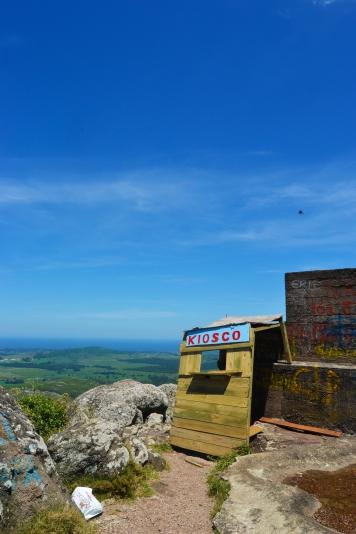 Cerro Pan de azúcar - Piriápolis