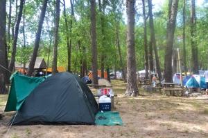 Acampada Punta del Este