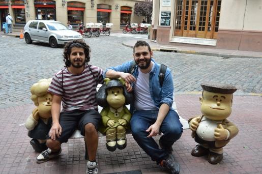Paseo del humor, Buenos Aires
