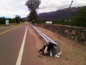 Autostop Cafayate