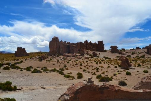 Valle de piedras, Salar de Uyuni