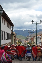 carnaval cuzco