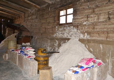 Fabricación de sal, Salar de Uyuni
