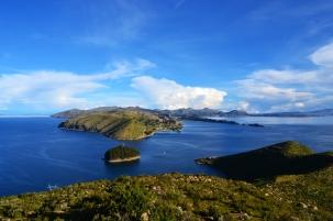 Isla del Sol, parte sur