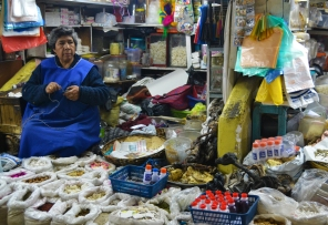Mercado Potosí