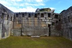 Templo sagrado, Machu Picchu