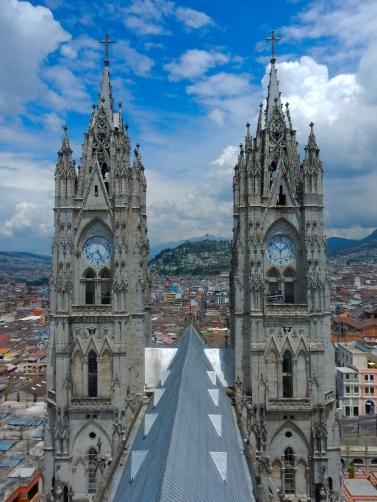 Basílica Catedral, Quito