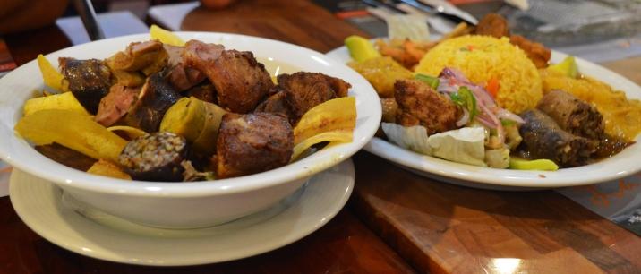 Comida criolla, Guayaquil