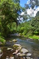 Cascada Cóndor Machay, Sangolquí